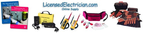 LicensedElectrician.com Online Supply has Books, Tools, Test Equipment and more